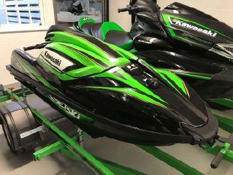 2021 Kawasaki SXR Stand Up Jetski