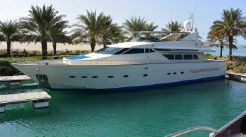 1992 Riva Grand Yacht 29M Motor Yacht