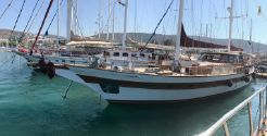 1992 Custom Steel Ketch GULET