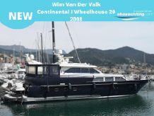 2008 Wim Van Der Valk Continental I Wheelhouse 20.00