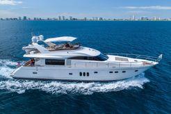 2008 Viking Princess 75' Sport Cruiser