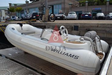 2013 Custom Williams Turbojet 325