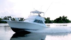 1999 Viking 43 Convertible
