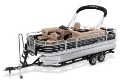 2021 Sun Tracker Fishin' Barge 20 DLX