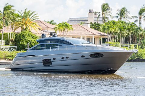 2014 Pershing 62 - Sunshine, 62 Pershing 2014 Profile