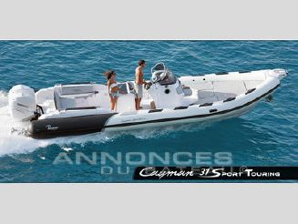 2020 Ranieri CAYMAN 31 SPORT TOURING
