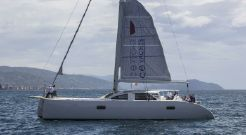 2018 Ice Yachts Ice Cat 61