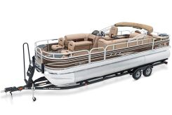2020 Sun Tracker Fishin' Barge 24 XP3