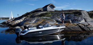 2021 Finnmaster Husky R5