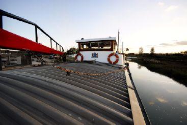 1952 Barge Dutch Barge
