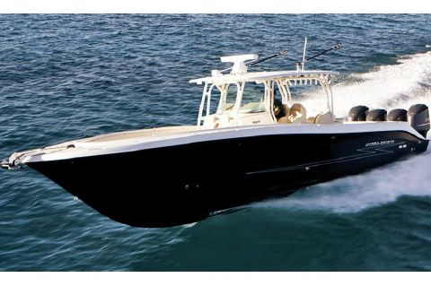 2011 Hydra-Sports 4200 SF - Manufacturer Provided Image