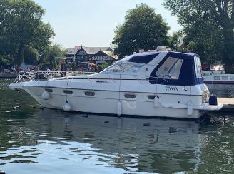 1992 Sealine 365 Sportsbridge