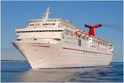 1993 Cruise Ship -2056/2605 Passengers, Stock No. S2154