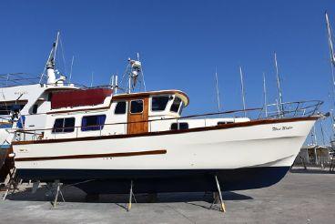1983 Colvic Trawler Yacht 38