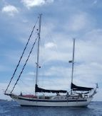 1982 Formosa DOUBLE HEADSAIL KETCH