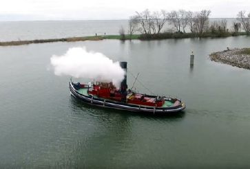 1929 Barge Tug
