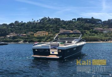 2003 Custom Asterie Boat 315