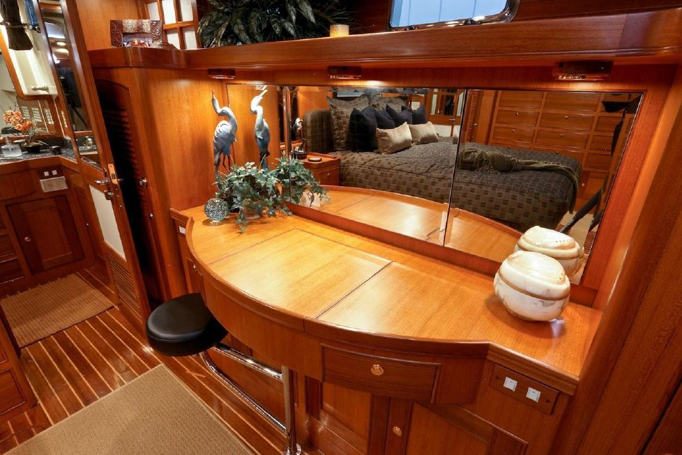 2008 Marlow Explorer Pilothouse