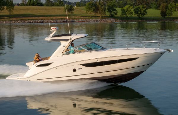 2018 Sea Ray Sundancer 350