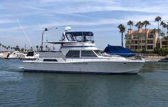 1983 Uniflite Yacht Fisherman