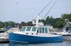2005 Northern Bay Custom Downeast Split Wheelhouse