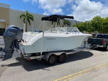 2014 Sea Fox 226 Traveler