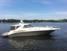 1996 Sea Ray 450 Sundancer (repowered)