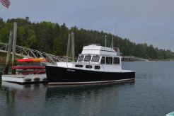 2017 Custom Rich Downeast Fly Bridge Cruiser
