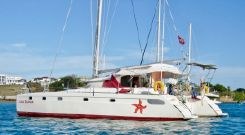 1997 Fountaine Pajot Venezia 42
