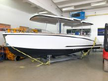 2015 Alfastreet Marine 23 Open Electric