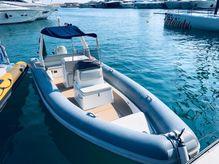 2007 Shark Marine RIB HiTek 75