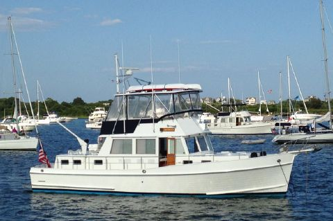 1999 Grand Banks 46 Classic