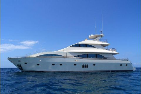 2005 Custom Three Deck Motor yacht 32m