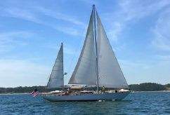 1966 Sparkman & Stephens Custom 65' Ketch