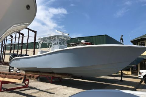 2017 Yellowfin 36 - Profile