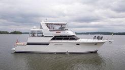 1991 Californian 52 Cockpit Motor Yacht