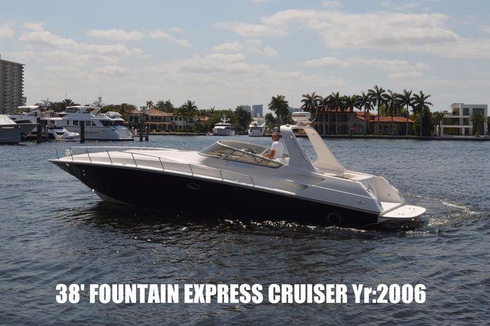 2006 Fountain