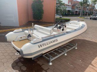 2019 Williams Jet Tenders Sportjet 520
