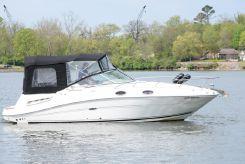 2007 Sea Ray 260 Sundancer