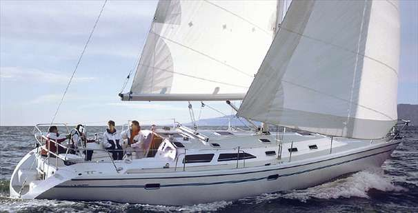 2003 Catalina 42 MkII - Manufacturer Provided Image