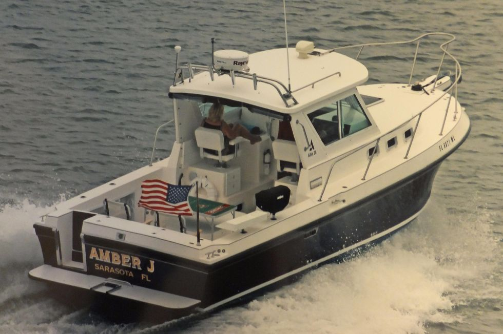 2004 Albin 28 TE 28 Boats for Sale - Edwards Yacht Sales