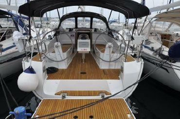 2016 Bavaria 37 Cruiser / Bow thruster