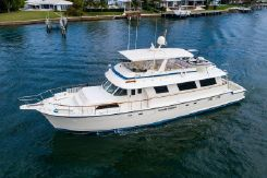 1986 Hatteras 72 Motor Yacht