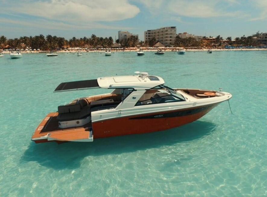 2018 Sea Ray Slx 400 Cruiser For Sale Yachtworld