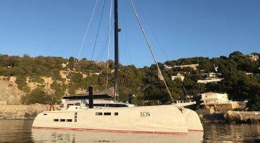 2017 Custom Treutlein Carbon Catamaran