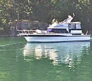 1997 Custom 48 Custom Yacht Fisher