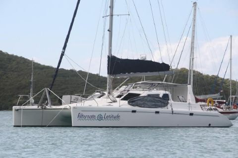 2001 Voyage Yachts 440 - Alternate Latitude
