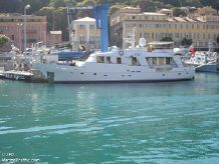 1989 Custom Classic Motor Yacht