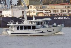 2006 Custom Metal Craft Marine long range pilothouse trawler