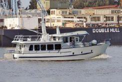2006 Custom Metal Craft Marine long range pilothouse trawler